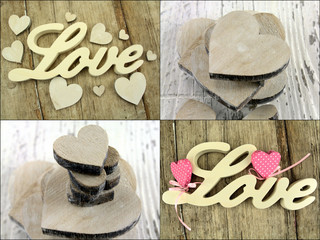 collage love