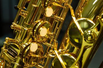 saxophone keys