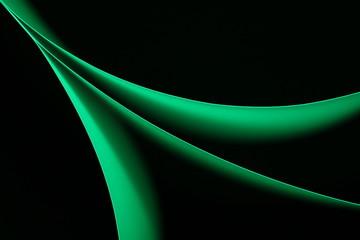 abstract groen papier