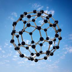 Hovering Molecule