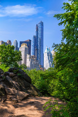 Central Park Manhattan New York US