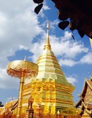Doisuthep Temple, Chaingmai Thailand