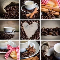espresso, kaffee, cappuccino