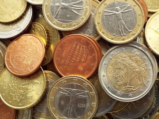 Italienische Euromünzen