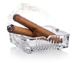 Cigars and ashtray - 77950225