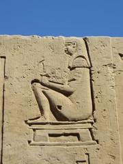 Hieroglyphics in Kom Ombo