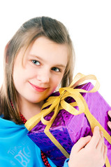 The girl with gifts