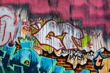 mur graffiti