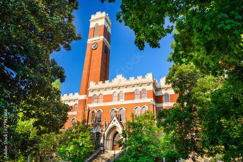 Vanderbilt University in Nashville Tennessee - 77952666