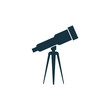 telescope icon - 77953018