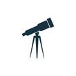 telescope icon - 77953018