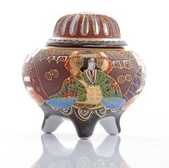 Porcelaine Satsuma du Japon