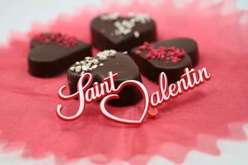 trèfle de la saint valentin