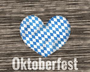 Oktoberfest Bavaria Wood Design