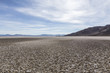 Leinwanddruck Bild - Zzyzx Dry Lake in the Mojave Desert