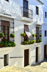 Calle de Medina-sidonia.cádiz.España