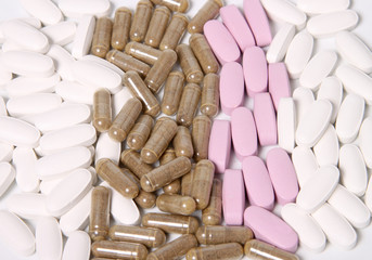 Vitamin and herbal supplements