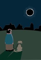 Solar Eclipse watchers
