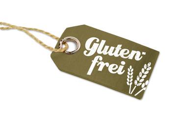 Anhänger mit Glutenfrei