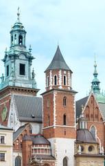 Wawel Cathedral (Krakow, Poland)