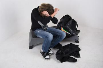 Harcèlement scolaire - Enfant maltraité