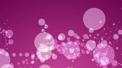 wonderful video animation with moving bubbles – loop HD