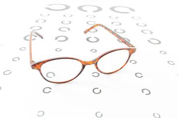 視力検査イメージ
