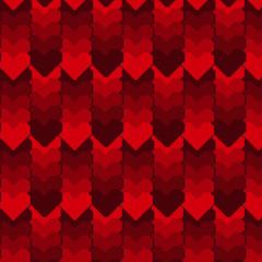 Heart Pixel-art pattern