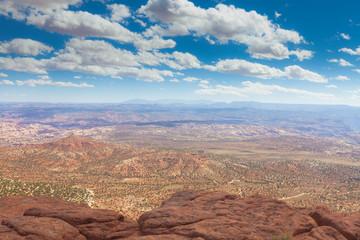 UT-Canyonlands National Park-The Maze district