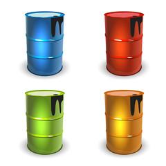 Barrel set colot