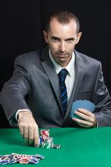 Blackjack At the Casino