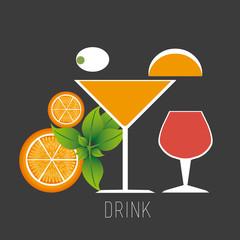 Food design, vector illustration.