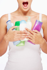 Body hygiene products