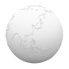 Earth - World Map