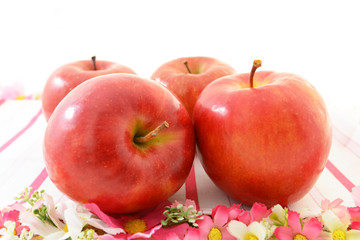 新鮮なリンゴ
