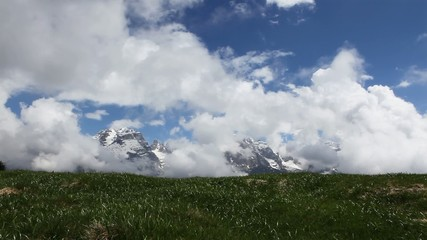 Clouds over Brenta
