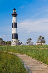 Lighthouse and Boardwalk