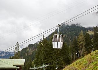Bavarian Alps, Schonau am Konigssee, Jennerbahn