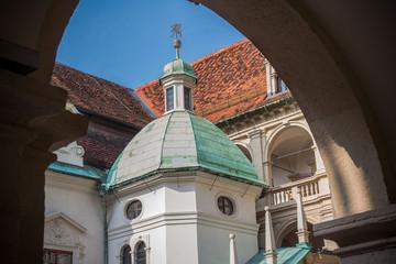 Arkadenhof Landhaus Graz