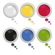Pots de peinture Idees - 77982404