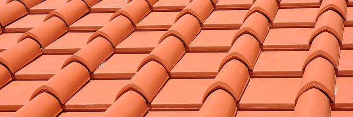 dachziegel, neues dach