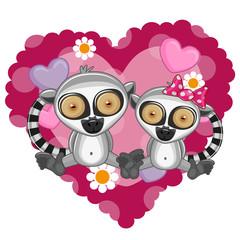 Two Lemurs