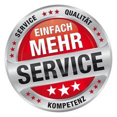 Einfach mehr Service - Service, Qualität, Kompetenz