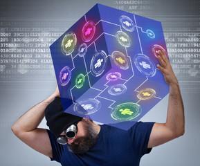 Information technology worker
