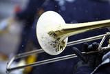 Winter trombone