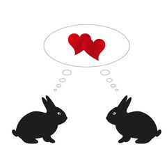 Rabbit, love