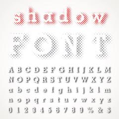 simple shadow