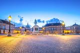 Fototapeta Amalienburg Schloss
