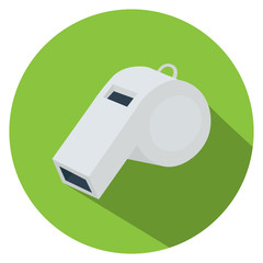 whistle icon