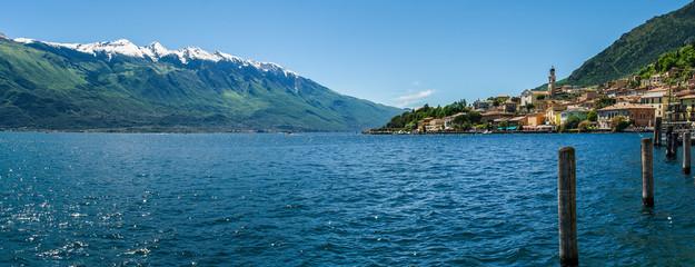 Limone at Lake Garda, Italy